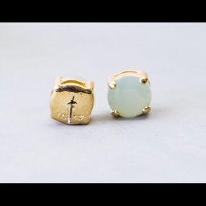 🆕 J.CREW Mint Green Stud Earrings